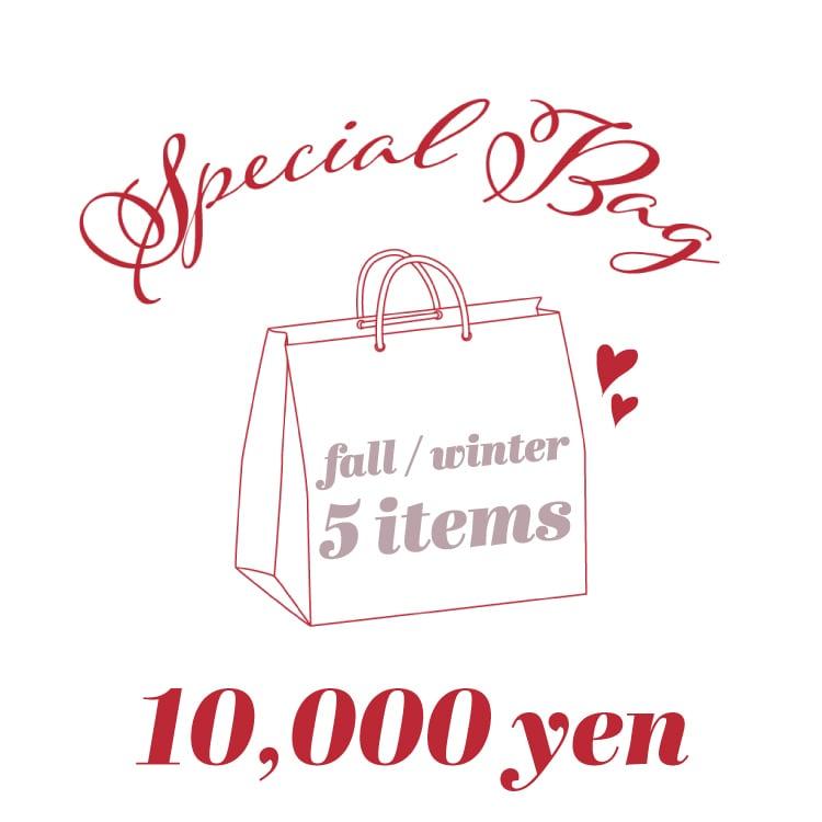 【数量限定】Special Bag❤︎  (5商品入り) LSB001