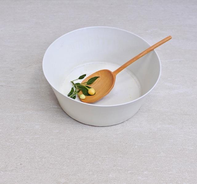 黒木泰等/ ナラ灰釉 角鉢
