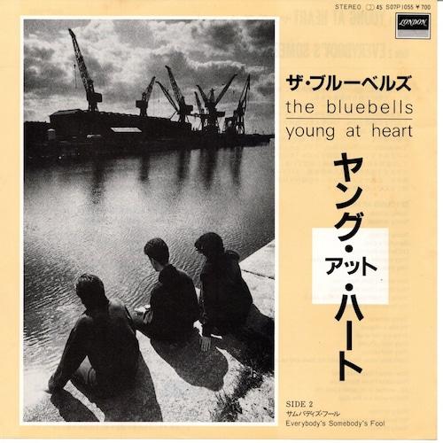 【7inch・国内盤】ザ・ブルーベルズ / ヤング・アット・ハート