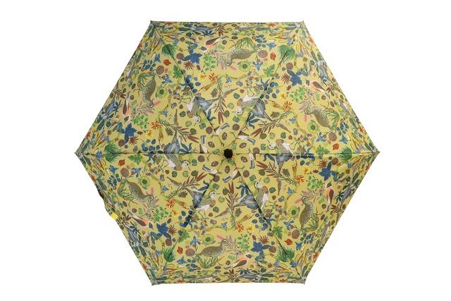 ナタリーレテ(Nathalie Lete)折りたたみ傘 トリ 鳥