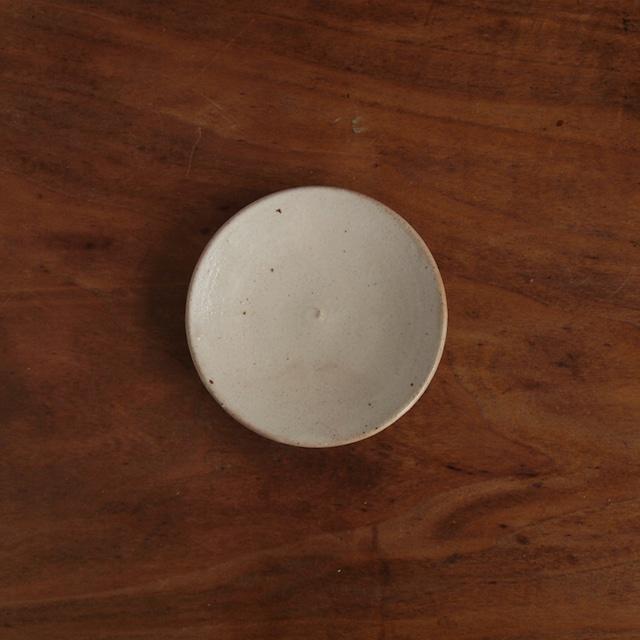 岩山陽平|豆皿 粉引
