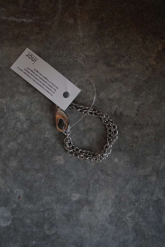 inor   chain bracelet