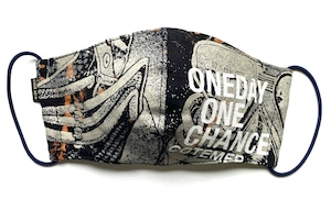 【COTEMER マスク 日本製】ONE DAY ONE CHANCE BAND MASK 0505-179