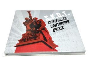 [USED] S.K.E.T. - Capitalism - Continuing Crisis (2017) [CD]
