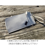 WalkWith2 アイボリー【OSOBA 3way wallet】