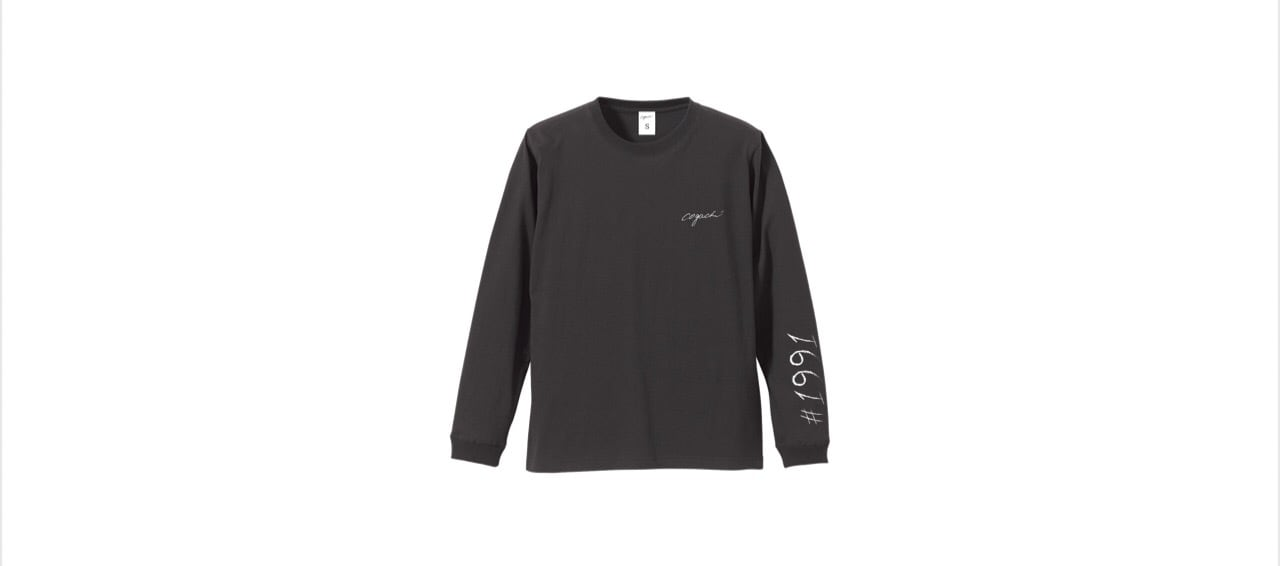 1991 long T-shirts (DGRY)