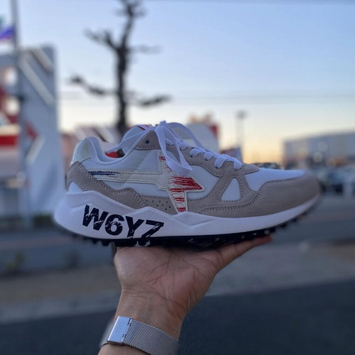 W6YZ/ウィズ FLAG.F 2021ss 新作スニーカー 01-0N01