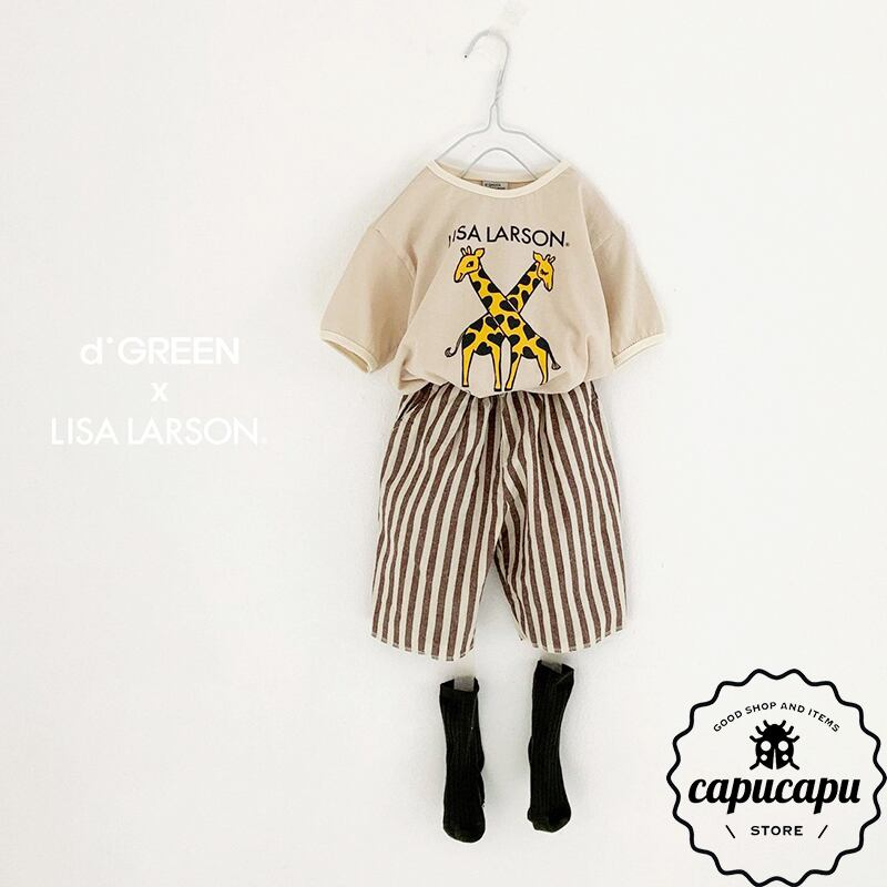 «sold out» LISA LARSON kirin T shirts リサ・ラーソン キリン