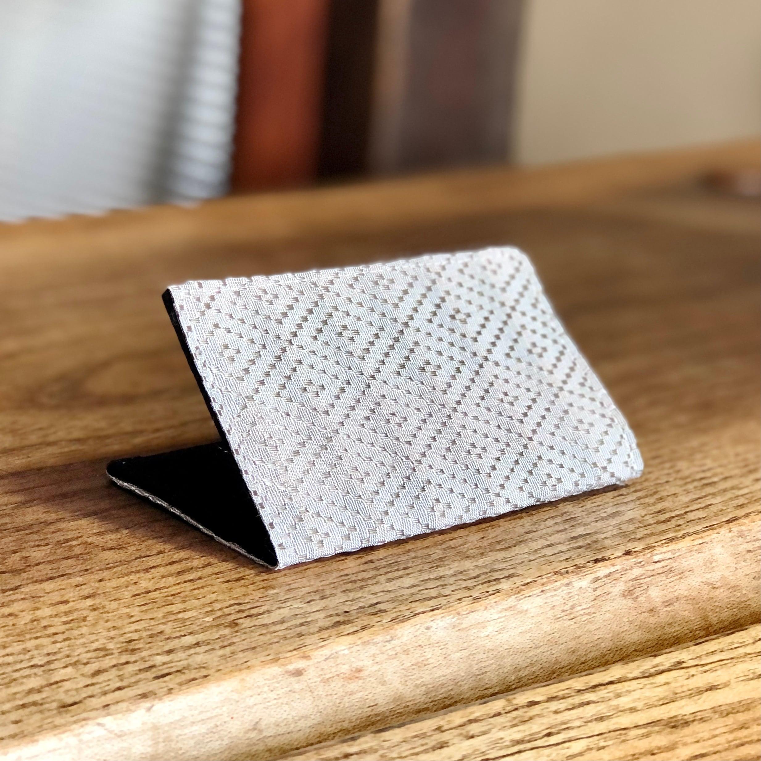 花織カードケース 6