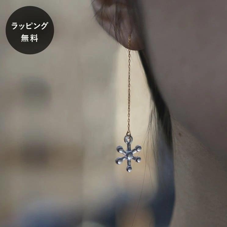 HARIO ハリオ ピアス ユキ aa-0086