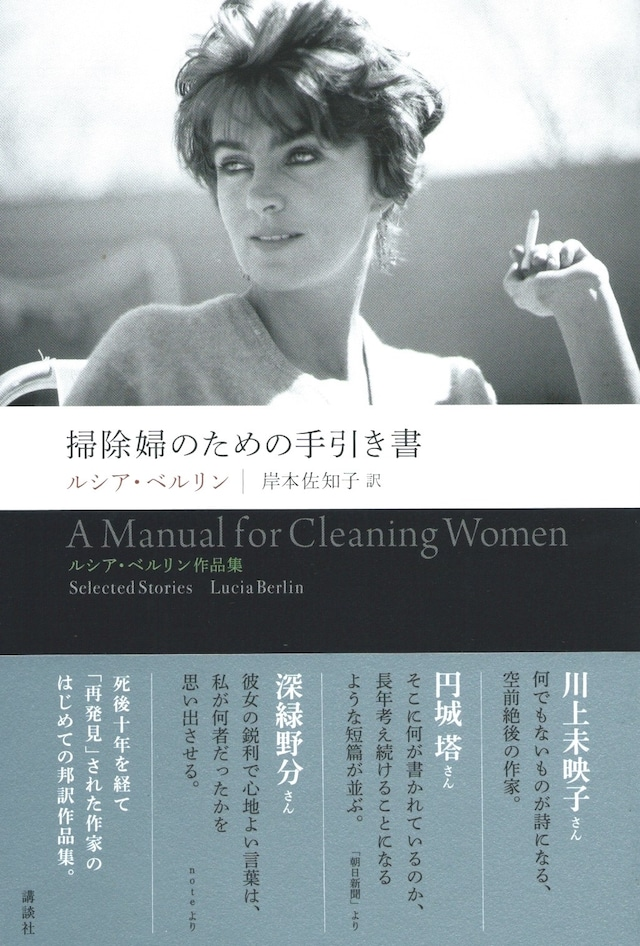 掃除婦のための手引き書