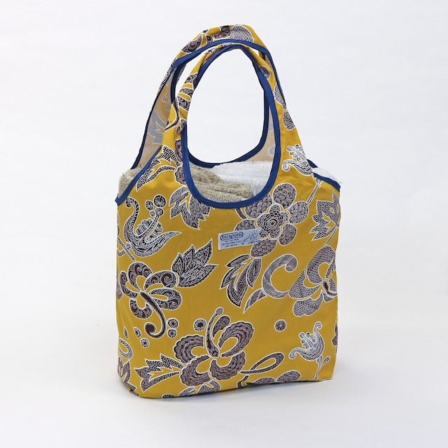 BO SPORT California Fabric Eco Bag (Gold)