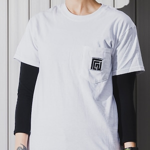 """テクノウチ """"minimal"""" Tシャツ"""