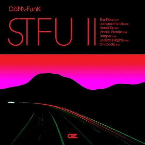 【LP】Dam-Funk - STFU II