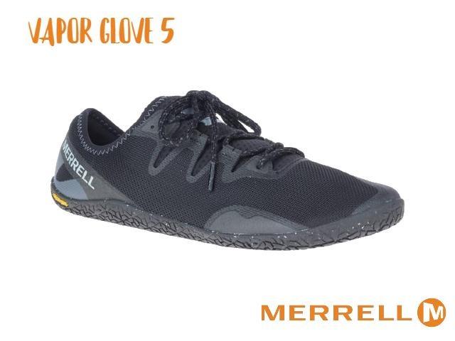 【merrell】 VAPOR GLOVE5(BLACK)
