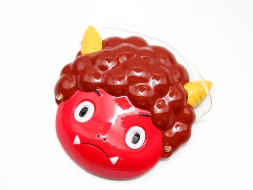 【08】 筒隠月子 小物パーツ 鬼のお面 キューポッシュ