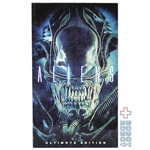 NECA ALIENS 7インチアルティメット エイリアン ウォーリアー ブルー アクションフィギュア