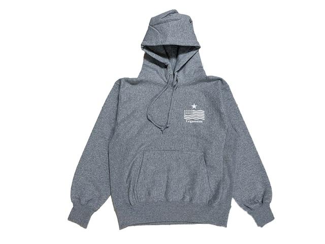 10/23[土]発売 【STAR logo hoodie】 /gray