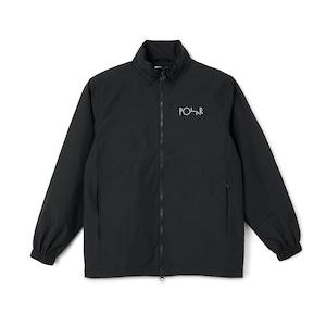 POLAR SKATE CO / COACH JACKET -BLACK-