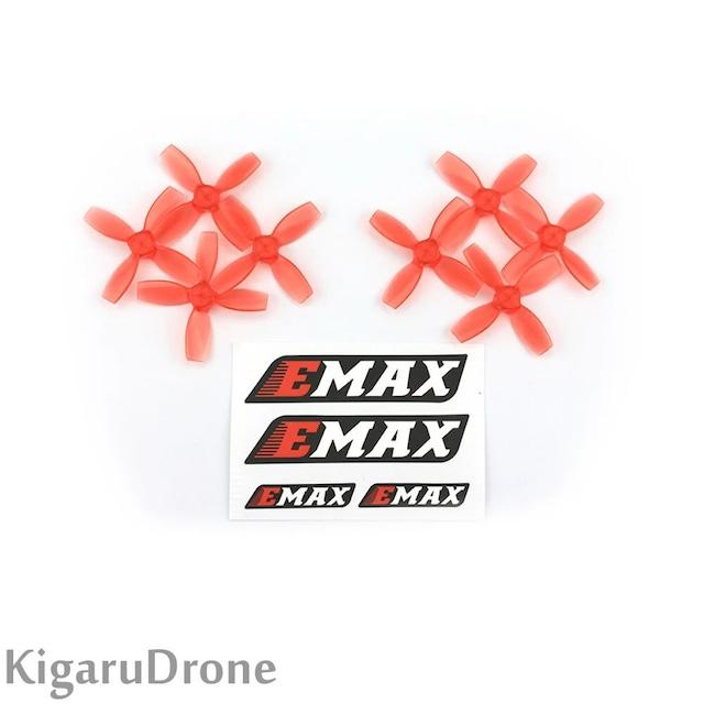 【Nanohawk純正】 EMAX Avia Nanohawk 1210 31MM 4 blade プロペラ 8枚