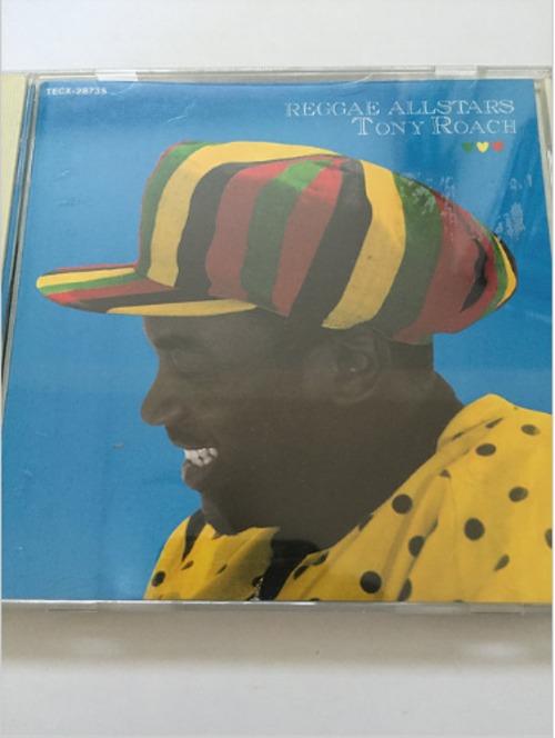 Tony Roach(トニーローチ) - Reggae Allstars【 CD】
