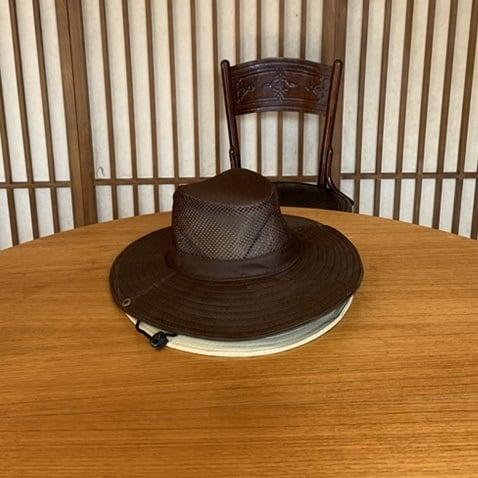 Mesh cowboy hat(メッシュカウボーイハット)b-172