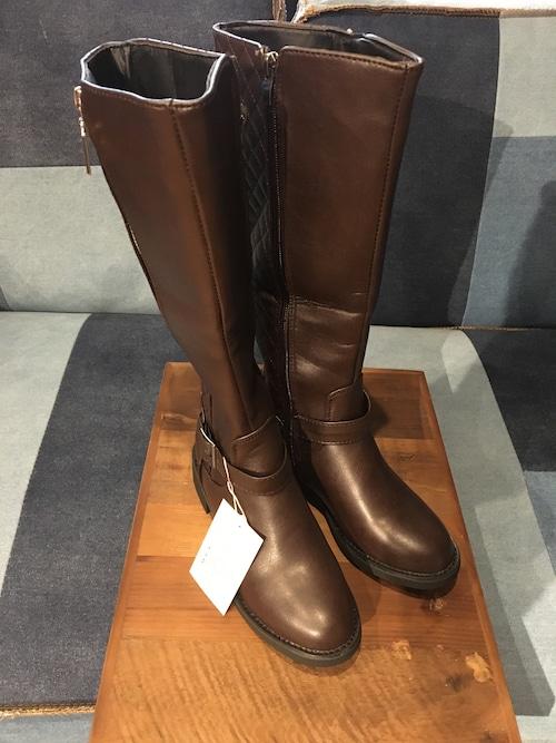 ブーツ(ブラウン23cm)