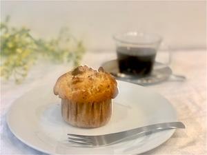 米粉マフィン 自然栽培大豆生麹味噌(グルテンフリーヴィーガン)