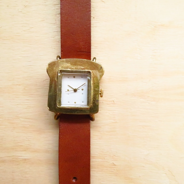 【食パン型腕時計】Pane