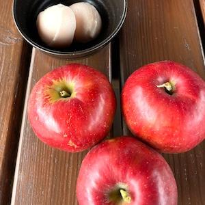 りんごシャーベット / Apple sherbet(秋・冬)