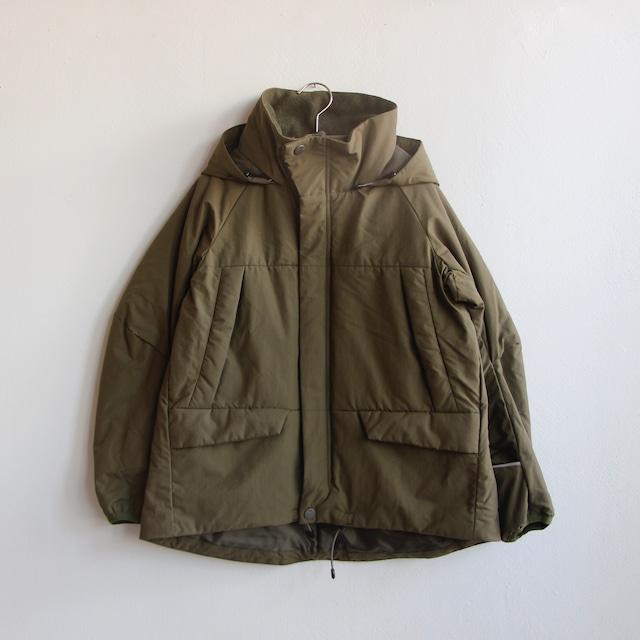 《MOUNTEN. 2021AW》puff coat / olive drab