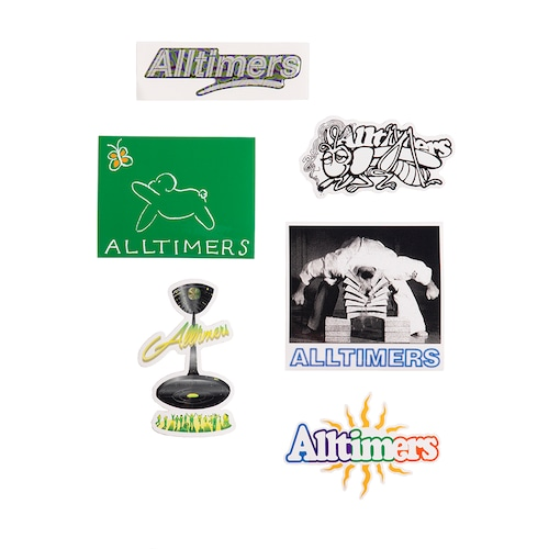 ALLTIMERS / STICKER PACK