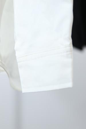 Long Sleeves Work Shirt [OFF WHITE]