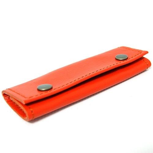 バッグの持ち手カバー エコバッググリップ(オレンジ)