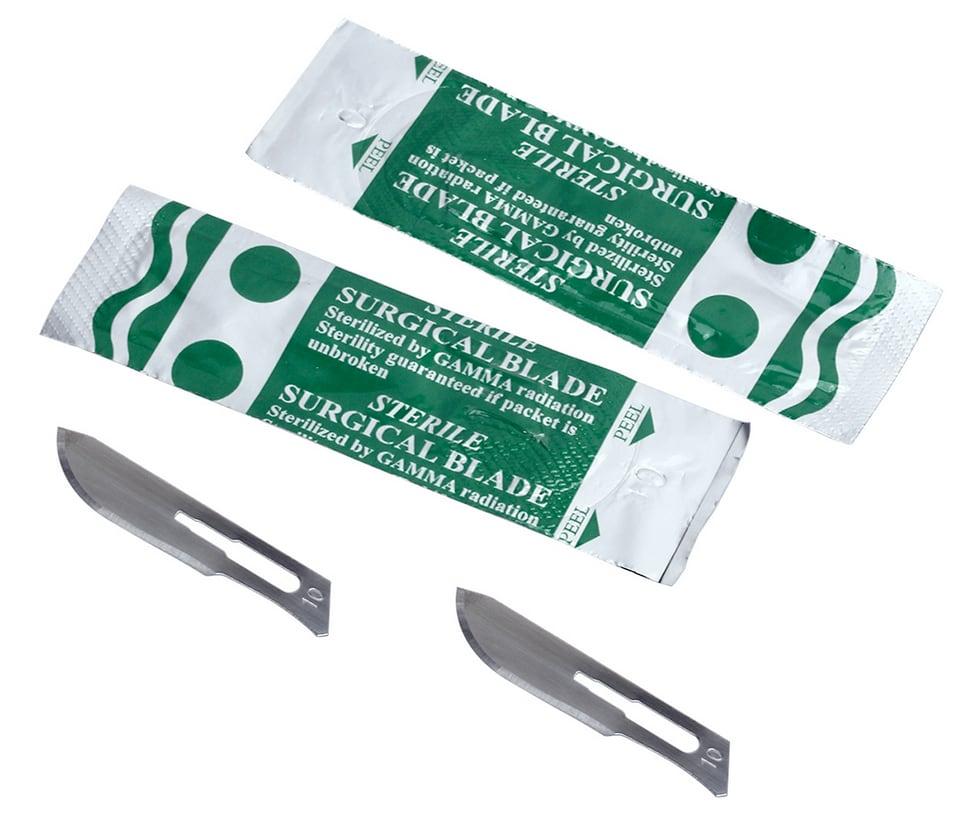Surgical Blades 5pcs / サージカル ブレード 替刃 5枚セット