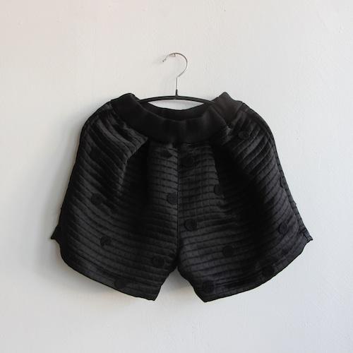 《UNIONINI 2021AW》metelasse culotte / black