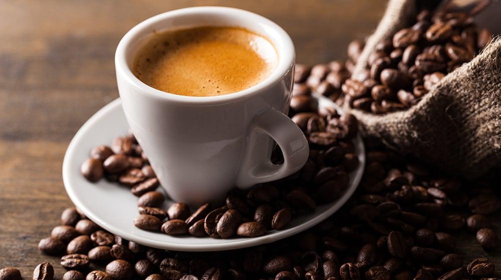 メディカルハーブのコーヒー