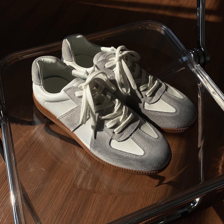 Casual stitch soft shoes   a-439