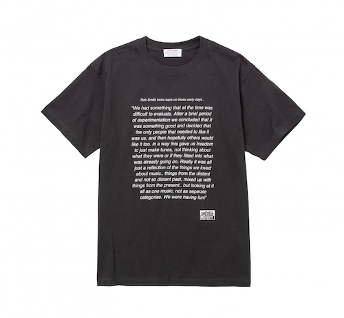 POET MEETS DUBWISE / SMITH & MIGHTY TEE
