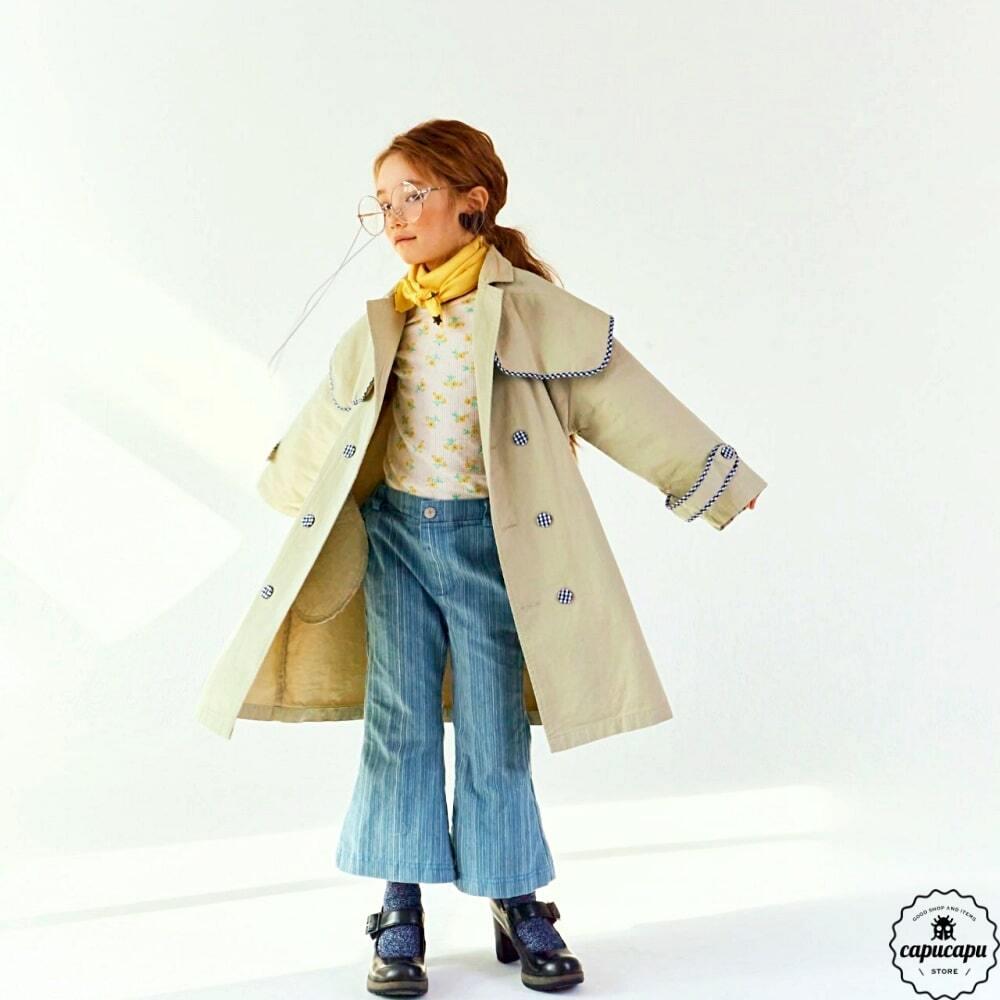 «sold out» boots cut denim pants ブーツカットデニム