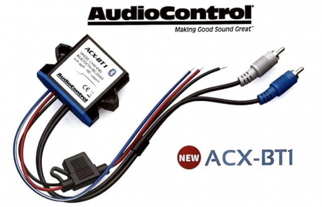 【手軽に音質アップ!】Bluetoothレシーバー ACX-BT1(本体のみ)