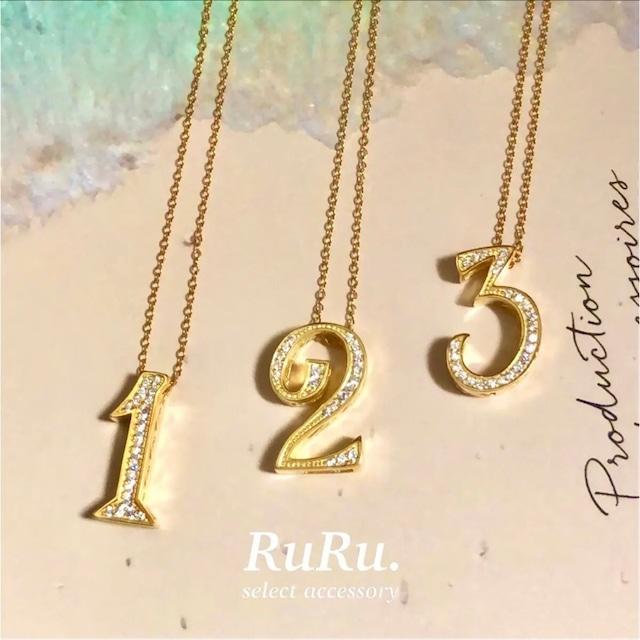 hawaiian number necklace