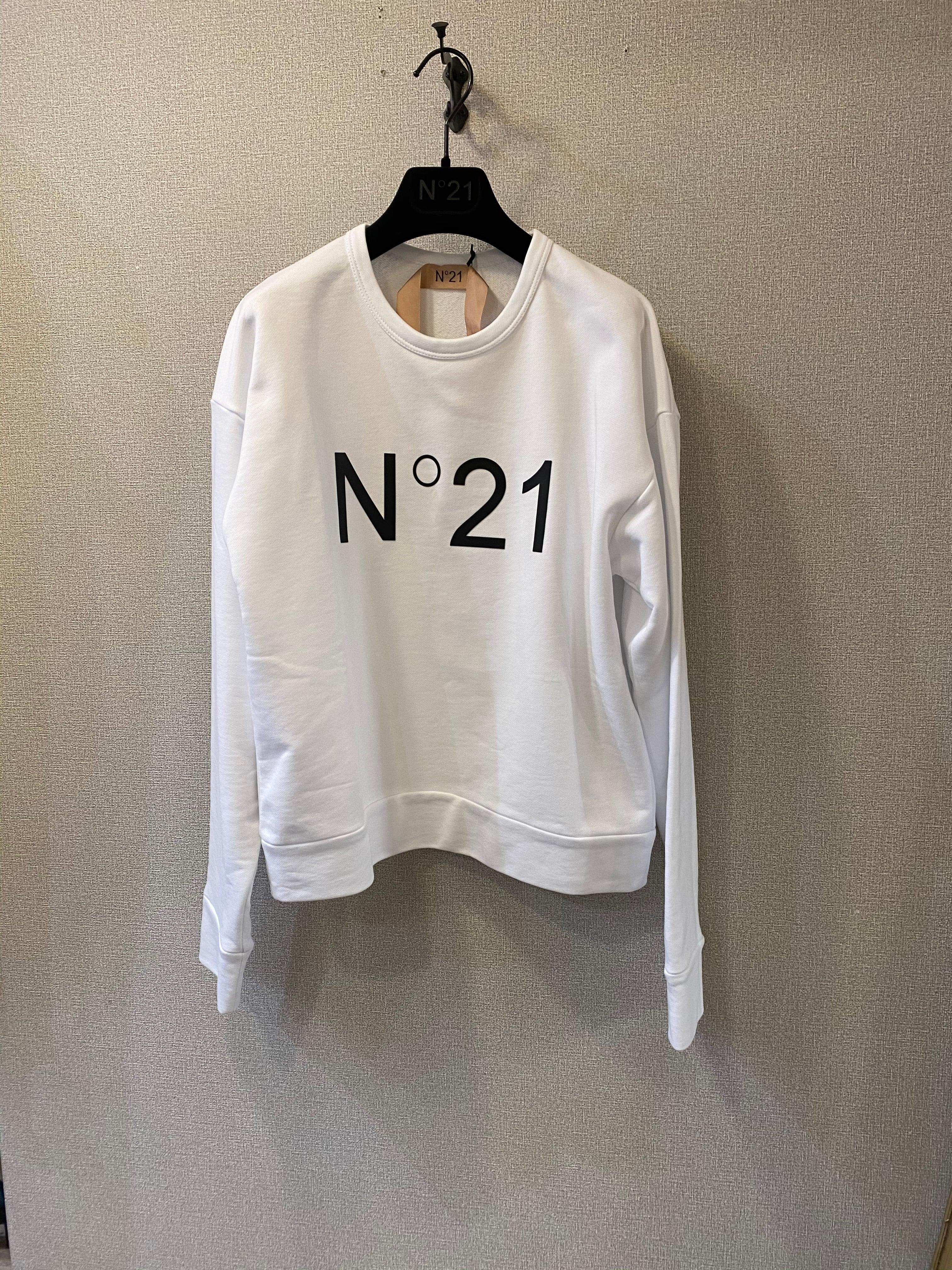 N°21 ロゴスエット 白