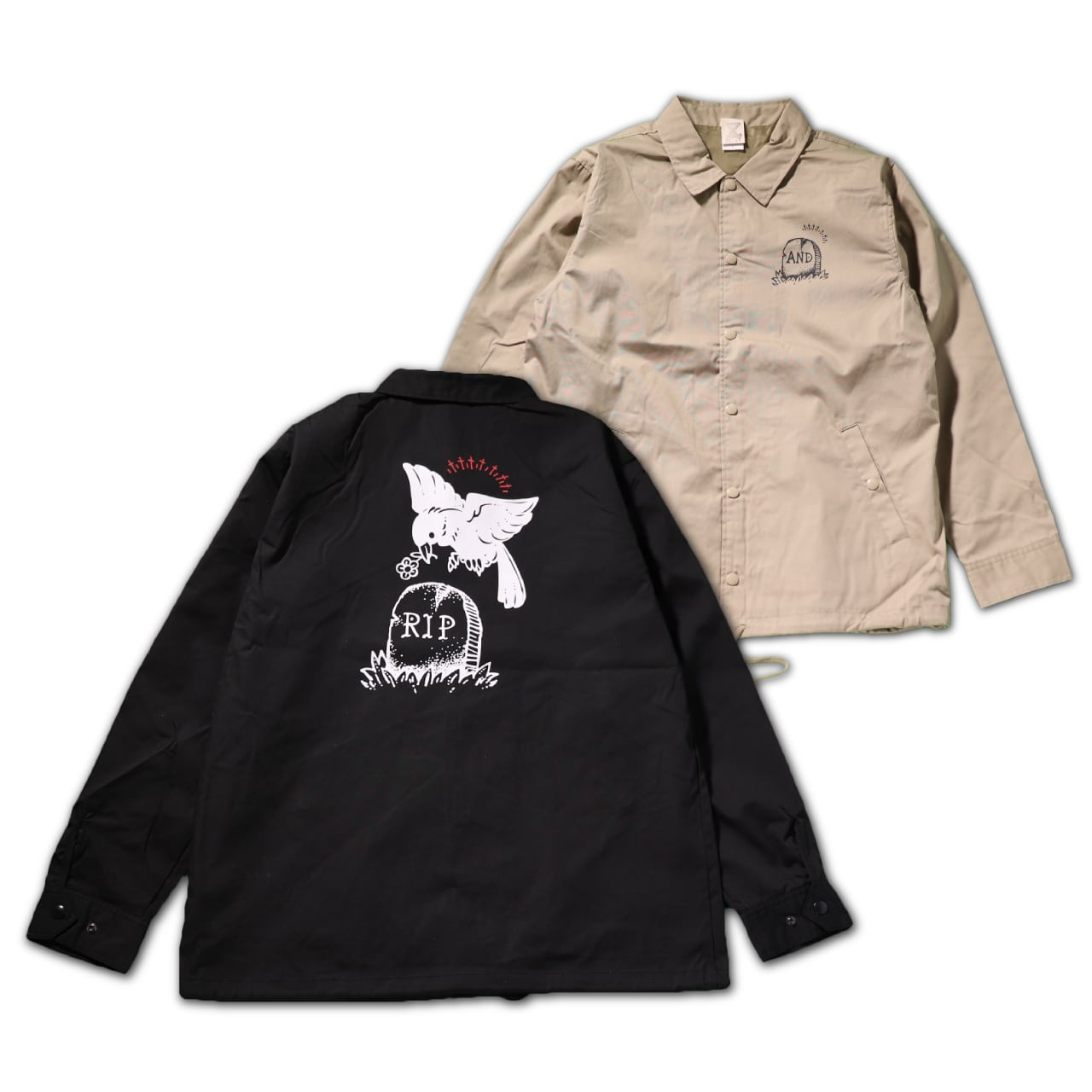 R.I.P. Coach jacket
