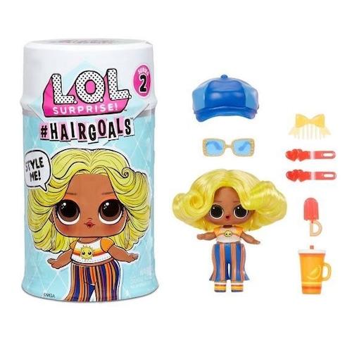 LOL サプライズ Hairgoals  Series2 ヘアゴールズ