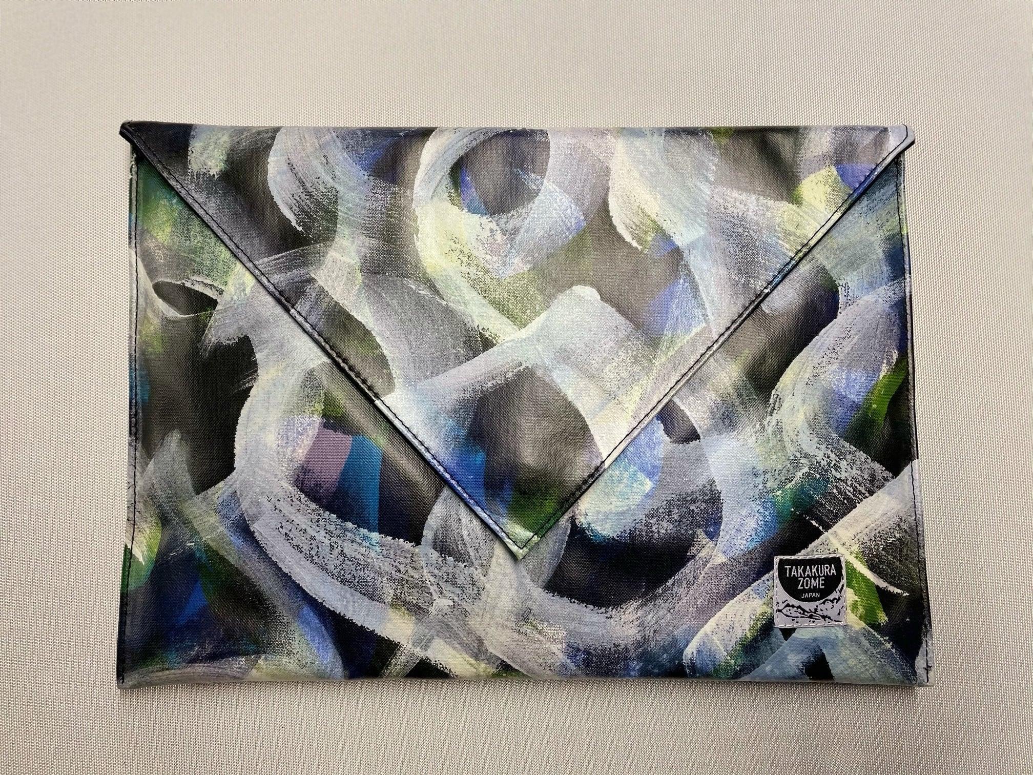 SHIBUKI ART Clutch Bag / CLOUD WINDOW