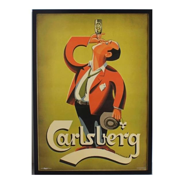 Poster AD Carlsberg / CB-1952