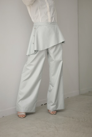 ROOM211 / Layered Trousers