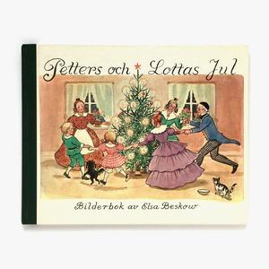 エルサ・ベスコフ「Petters och Lottas jul(ペッテルとロッタのクリスマス)」《1992-01》