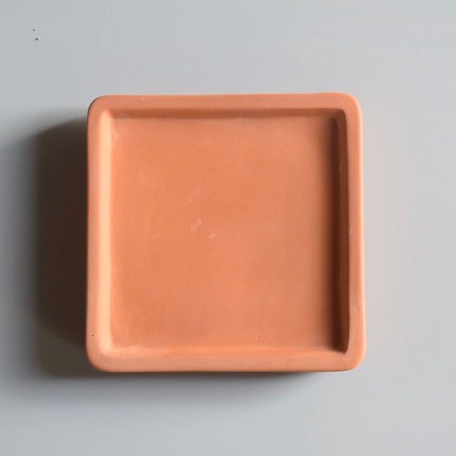 TERRACOTTA SAUCER FOR 1 テラコッタ ソーサー for 1
